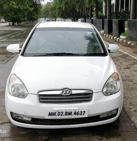 Hyundai Verna Fluidic 1.6 CRDi SX, 2009, Diesel