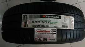 JUAL Ban Murah Yaris Sirion Fiesta Swift Hankook Kinergy Eco195/50R16