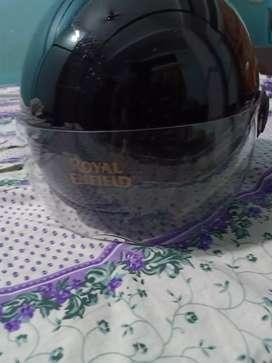 Royal Enfield unused helmet