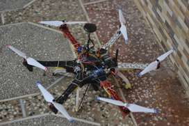 Hex Copter Drone