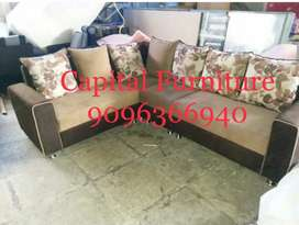 Brand New sofa set at very affordable price