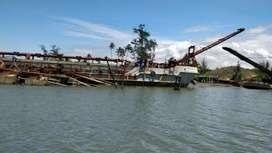 Jual kapal scrap 8 unit di timika harga murah hub miss palu via wa