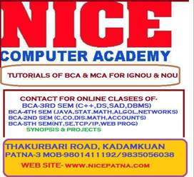 NICE COMPUTER ACADEMY FOR BCA & MCA