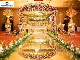 Attractive Wedding | Birthday | Packages | Corporate Events