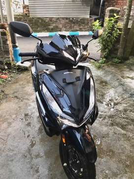 Honda grazia only 3months old in showroom condition