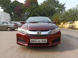 Honda City 1.5 S MT, 2014, Petrol