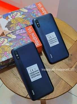 Xiaomi redmi 9a baru 3 minggu dari baru