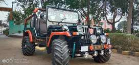 Modified Willy & Ford Jeep