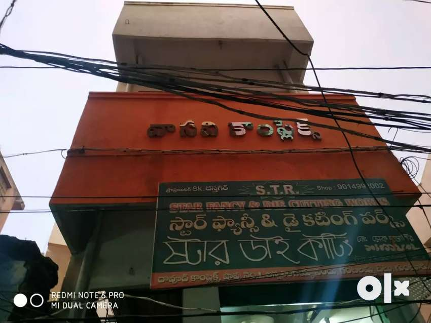 Two floored building with 12 shops for sale/rent in chowtra 0