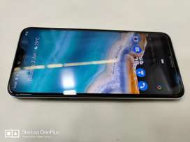 Nokia 7.1black 4gb and 64 gb out of warranty .
