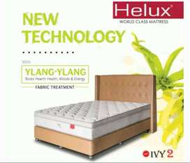 Mjb mebel - promo helux ivy new ylang tech king size