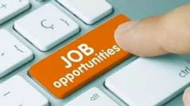 Job for retired employed, home makers, students
