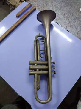Sexophone and trumpet
