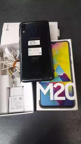 Hp Samsung M20 (Blue)