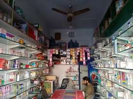 Medical store for rent with complete setup