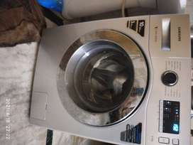 1 year old front load washing machine