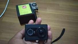 Jual kamera yi action cam lengkap