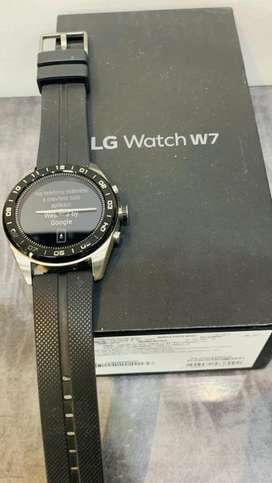 LG Watch W7 Smart Watch Swis Effect Wifi