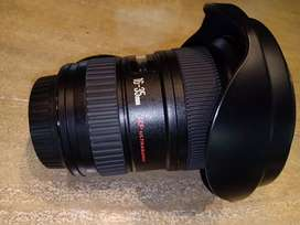 Lensa Canon EF 16-35 mm