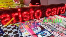 Running Text Reklame digital system Android Garansi 1 Tahun