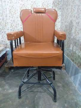 Saloon chairs is available for sale 2 chairs