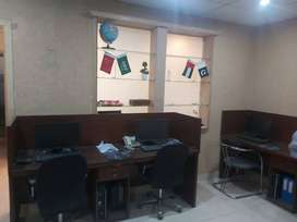 Shared Office Space Availablebank Road Saddar Rawalpindi