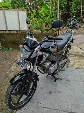 Yamaha Vixion .. old