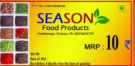 Driver and salesman,  food supply,  more details please contact