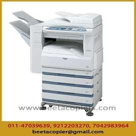 Sharp 258 # printer