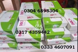 New 2020 Model Zong 4G bolt + New pIN Pack With DATA SIM FRee