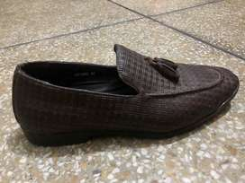 Solace Tassel loafers UK