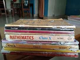 Class 10 CBSE NCERT Books