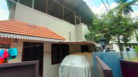 2 BHK Fully Furnished Independent House At Vellayambalam