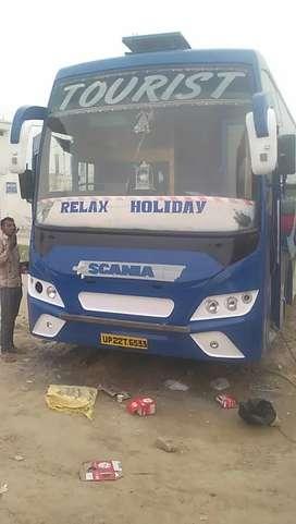 TATA sleeper passenger bus
