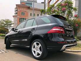ML400 AMG 2015 Nik15 Black On Beige Km39rb V6 333Hp Service Record