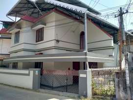 4 BHK SEMI FURNISHED INDEPENDENT VILLA FOR RENT AT CHEMBUMUKKU