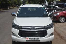 Toyota Innova Crysta 2.8 ZX AT, 2017, Diesel