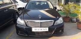 Mercedes-Benz C-Class 220 CDI Elegance AT, 2012, Diesel