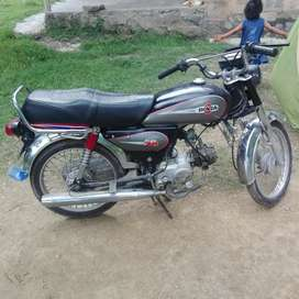 Honda CD-70, 2013 Model, In Very Good Condition, For sale