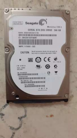 Lap top hard disk for sale
