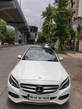Mercedes-Benz New C-Class 220 CDI AT, 2017, Diesel