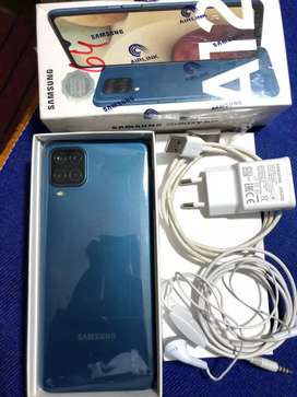 Samsung a12 full packing