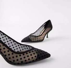 Shoes Zara Black