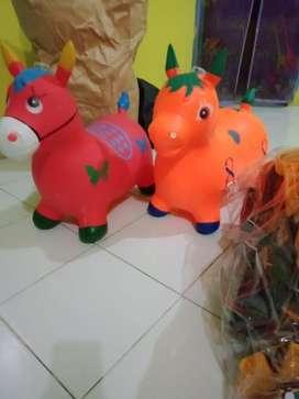 Mainan animal jumping