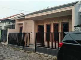 Rumah Dikontrakan Perum Taman Anggrek 2 Desa Jebugan Klaten