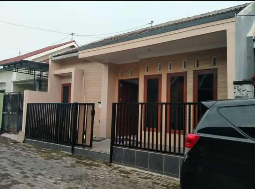 Rumah Dikontrakan Perum Taman Anggrek 2 Desa Jebugan Klaten 0