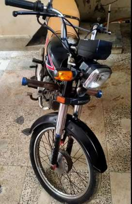 Honda CD 70 2018 1st owner 10nth month. Good condition