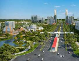4 Marla commercial plot file for sale in capital smart city Islamabad