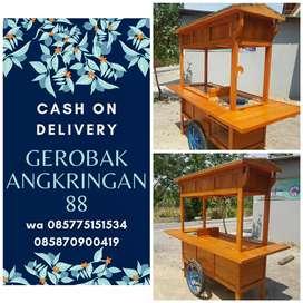 gerobak angkringan free ongkir 1064