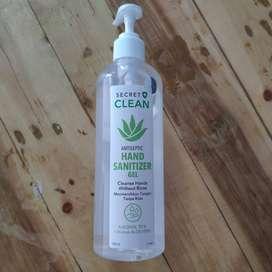 SECRET CLEAN HAND SANITIZER GEL 500ML